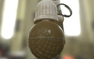 Ручные гранаты РГН, РГО с запалом УДЗ (СССР)