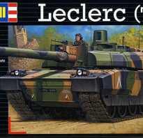 Танк Leclerc (Франция)