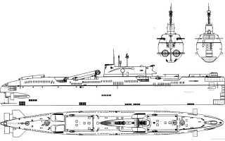 Дизель-электрическая подводная лодка проекта 651 «Касатка» (Россия)