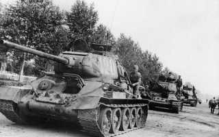 Средний танк Т-62М (СССР)