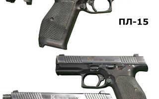 ПЛ-14: Новый пистолет «Калашникова»