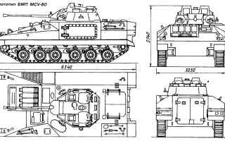 Боевая машина пехоты FV510 Warrior (Великобритания)