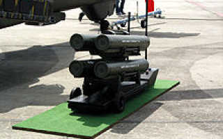 Пусковая установка ПТУР «Mephisto» (Франция)