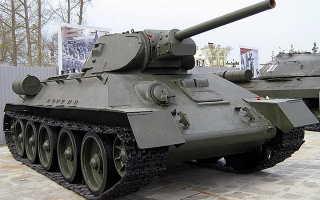 Командирский танк Т-54БК (СССР)