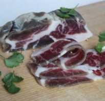 Как заготовить вяленое мясо