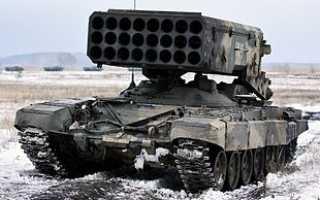 Опытный огнемётный танк «Объект 483» (СССР)