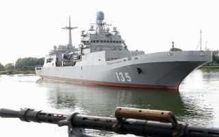 Большие десантные корабли проекта 775 (СССР)