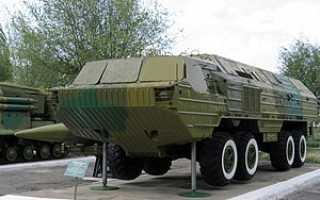 Тактический ракетный комплекс 2К4 «Филин» (СССР)