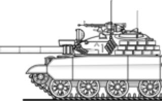 Основной боевой танк Pokpung-ho (Корея)