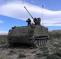Командно-штабная машина M577 (США)