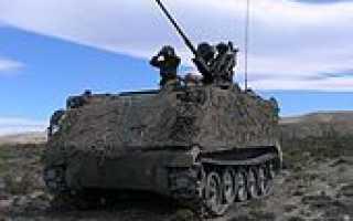 Бронетранспорёр M113A2 Mk1J (Иордания)