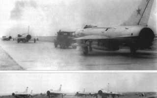 Опытный истребитель «ЛК» / Су-11 (СССР)