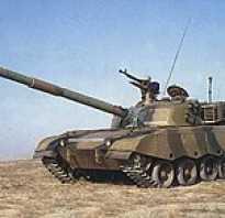 Основной боевой танк Type 96 (ZTZ96) (Китай)