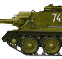 Опытные САУ СУ-100 (СССР)