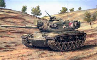 Средний танк M60 (США)