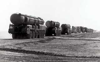 Ракетный комплекс средней дальности 15Ж45 РСД-10 «Пионер» (SS-20) (СССР)