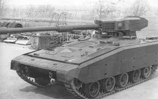 Легкий танк Commando Stingray (США)