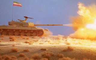 Основной боевой танк Karrar (Иран)