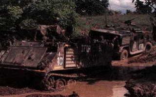 Колёсная машина радиационной и химической разведки TM-170 (Германия)