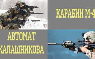 АК до АК: Первые автоматы Калашникова
