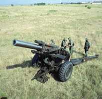 Гаубица M114A1 (M1A2) (США)