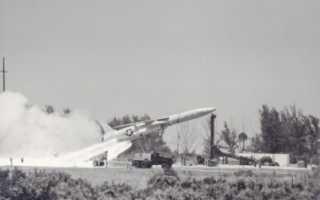 Проект межконтинентальной крылатой ракеты П-100 «Буревестник» (СССР)