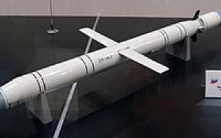 Опытная крылатая ракета Hatf-VII Babur (Пакистан)