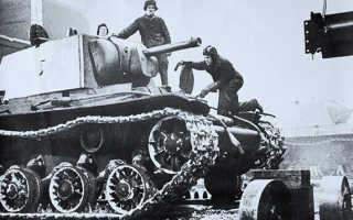 Опытный танк AMX-40 (Франция)