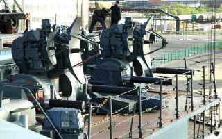 Зенитный ракетный комплекс ближней обороны «Кинжал» (СССР)