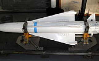 Ракетный комплекс «Blue Water» (Великобритания)