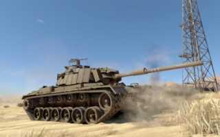 Основной боевой танк Magach (Израиль)