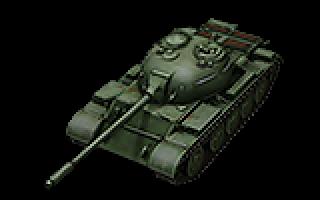 Средний танк Type 59 (WZ120) (Китай)