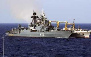 Большие противолодочные корабли проекта 1155 «Удалой» (СССР)