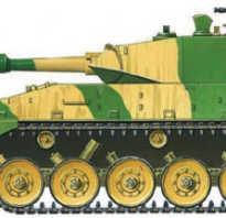 Средний танк TAM (Аргентина)