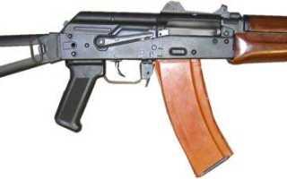 Штурмовая винтовка SIG AK-53 (Швейцария)