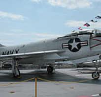 Палубный истребитель F2H Banshee (США)