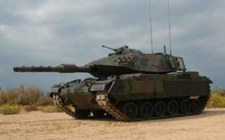 Основной боевой танк M60 Sabra (Израиль)