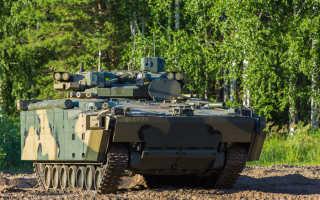 Гусеничная платформа «Курганец-25» (БТР и БМП Б-11) (Россия)