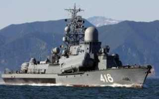 Малый ракетный корабль Проект 1234 «Нанучка» (СССР)