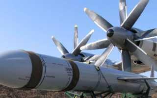Стратегическая крылатая ракета Х-55 (СССР)