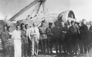 Транспортно-десантный вертолет Ми-6 (СССР)