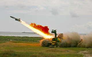 Ракетный комплекс большой дальности РК-55 / 3К12 «Рельеф» (СССР)