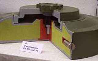 Противопехотная мина M14 (США)