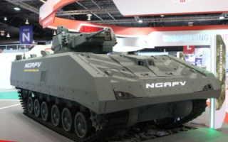 Боевая машина пехоты Bionix-25 (Сингапур)
