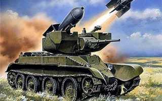 Опытный истребитель танков «Объект 150» с ПТРК «Дракон» (СССР)