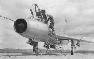Фронтовой бомбардировщик Су-24 (СССР)