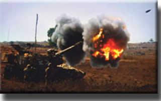 Основной боевой танк Merkava Mk.4 (Израиль)