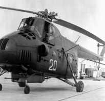 Многоцелевой вертолёт Ми-4 (Россия)