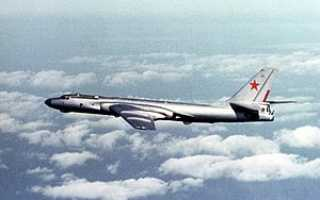 Поисково-спасательный самолёт Ту-16С (Россия)