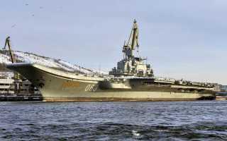 Авианесущий крейсер Проект 1143 (СССР)